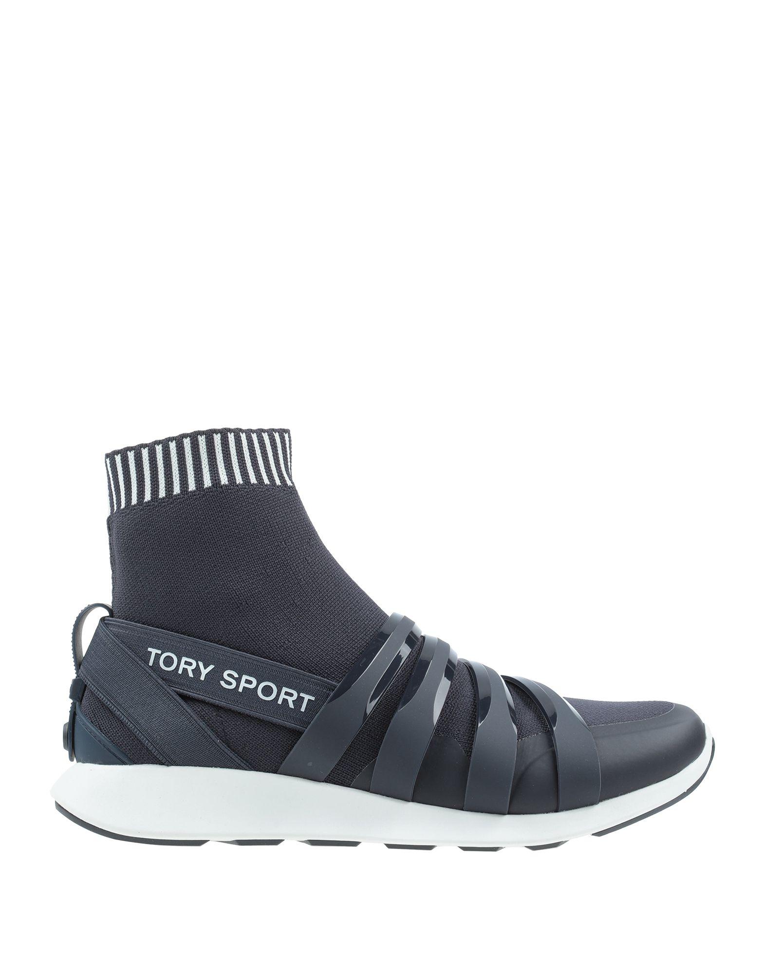 цена TORY SPORT Высокие кеды и кроссовки онлайн в 2017 году