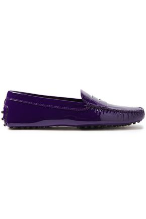 TOD'S Patent-leather loafers