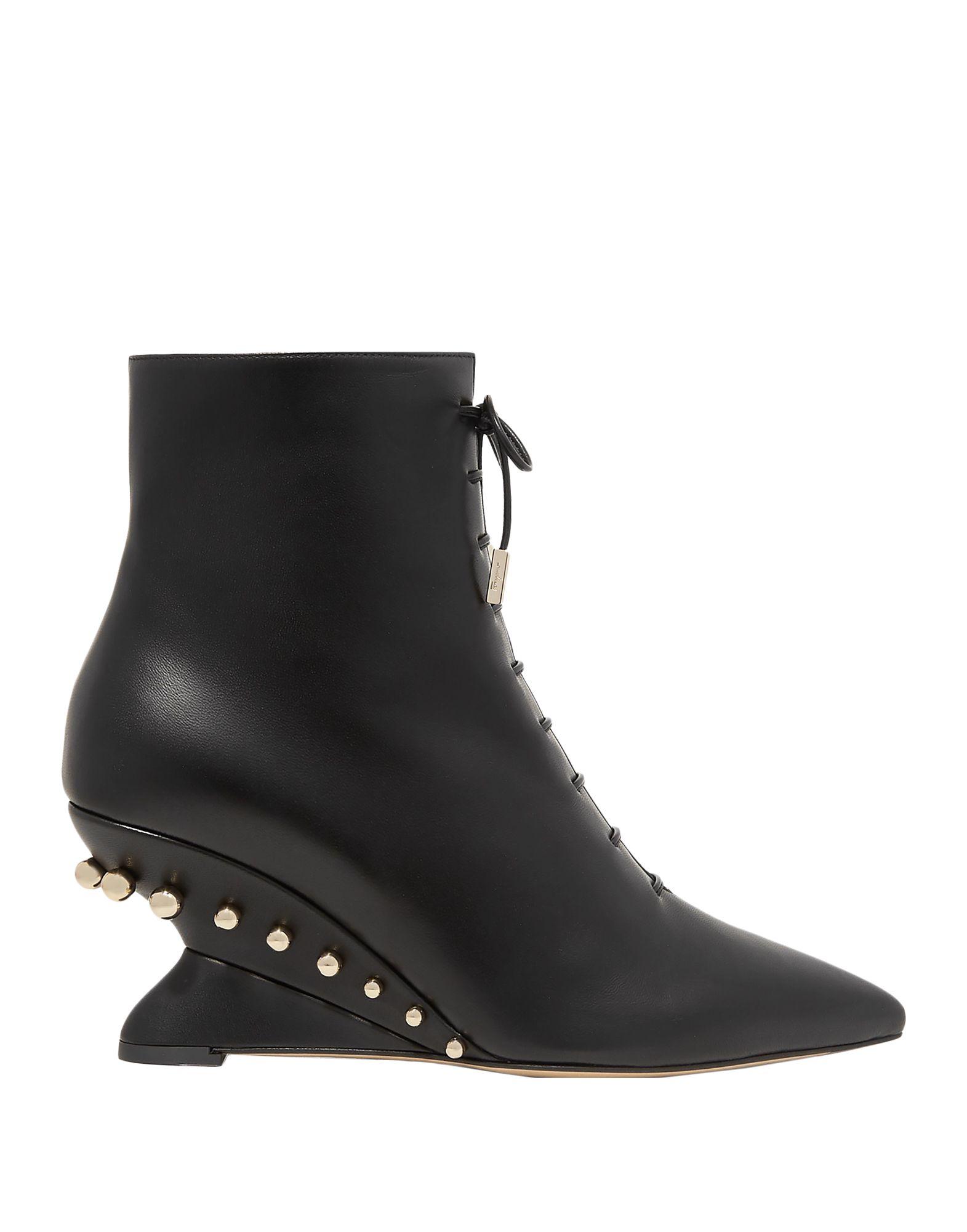 SALVATORE FERRAGAMO Ankle boots - Item 11841606