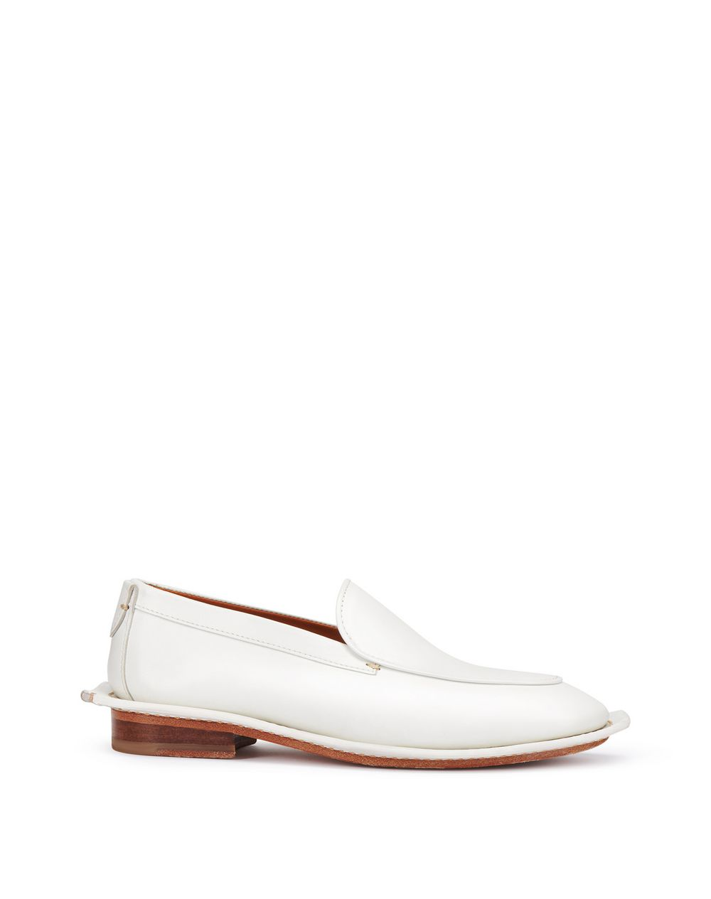 LEATHER LOAFER - Lanvin