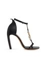 LANVIN Sandals Woman SANDAL WITH JEWELED ANKLE STRAP f