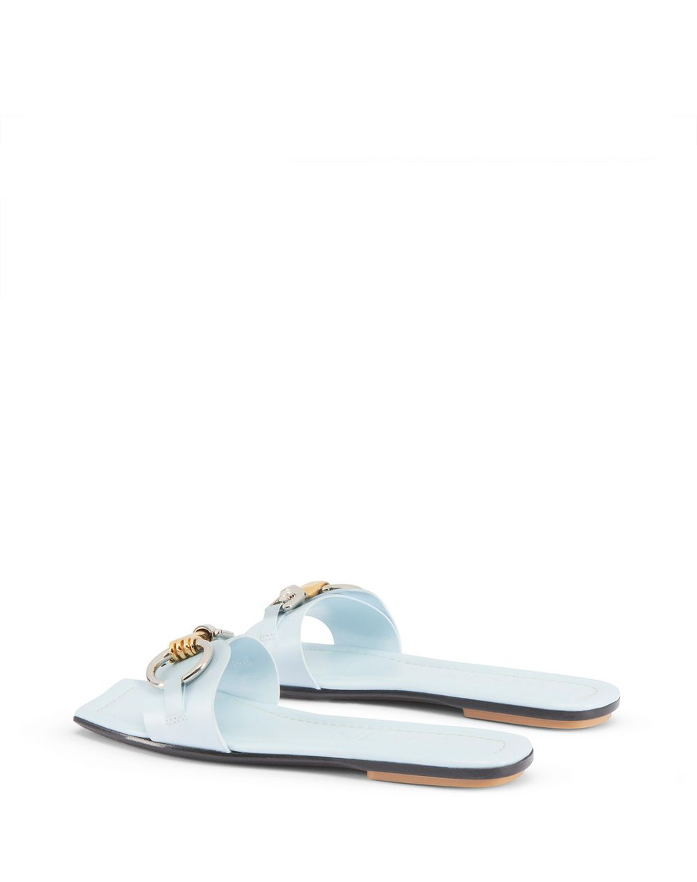 FLAT JEWELLED SANDAL - Lanvin