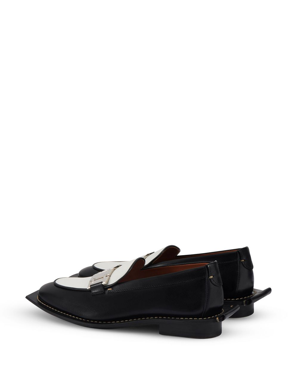 LOAFER WITH GOURMETTE - Lanvin