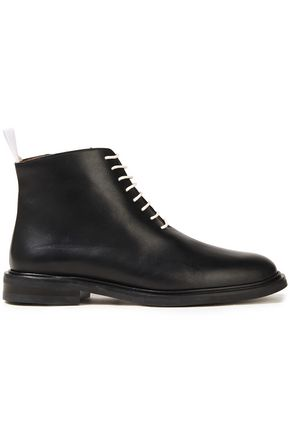 ATP ATELIER Erica leather ankle boots