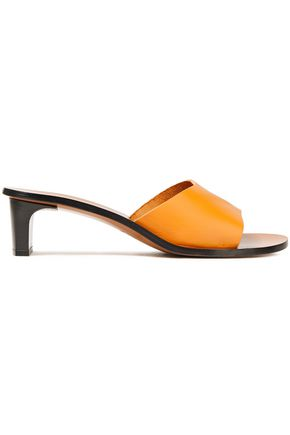 ATP ATELIER Peonia leather mules
