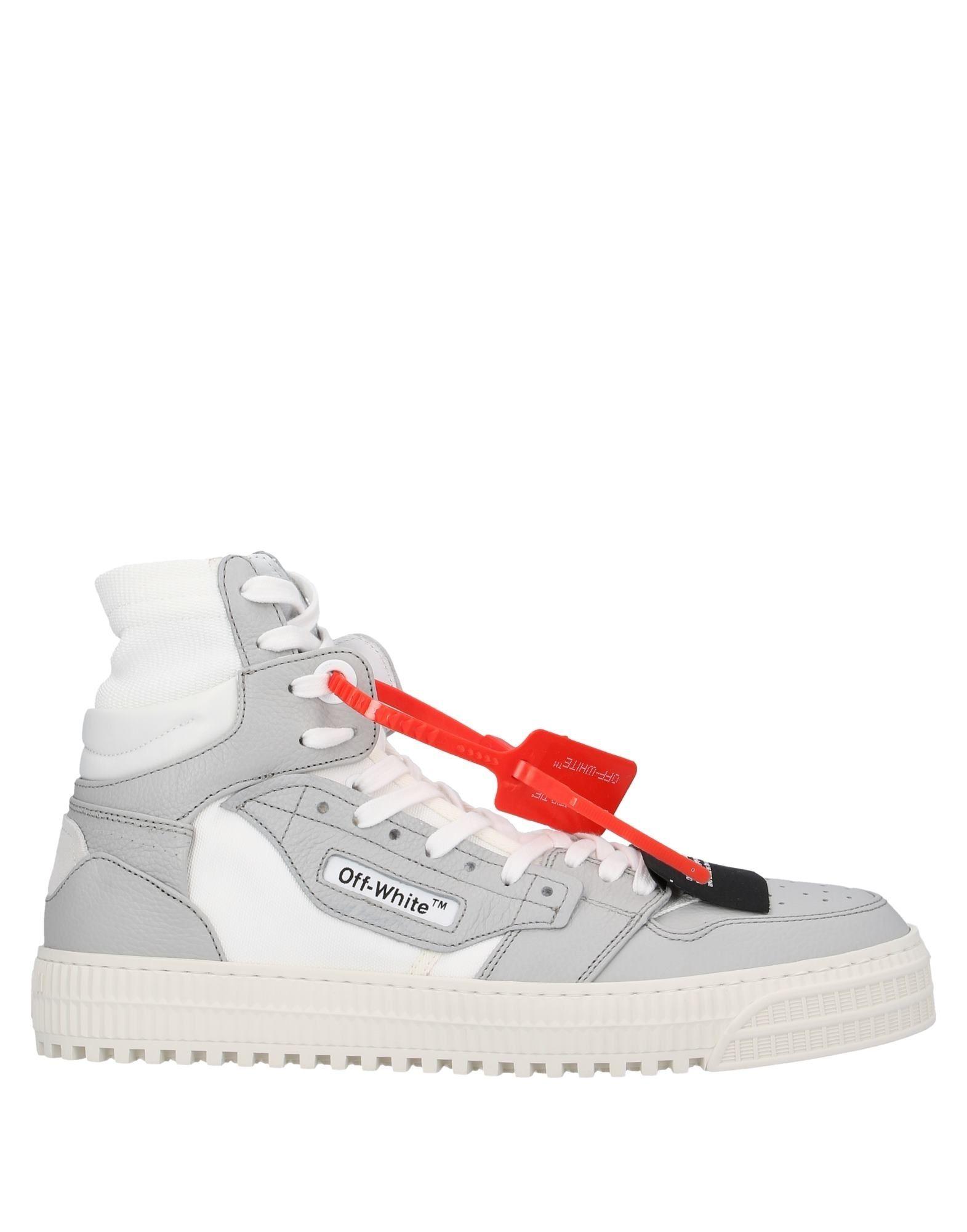 OFF-WHITE™ Высокие кеды и кроссовки