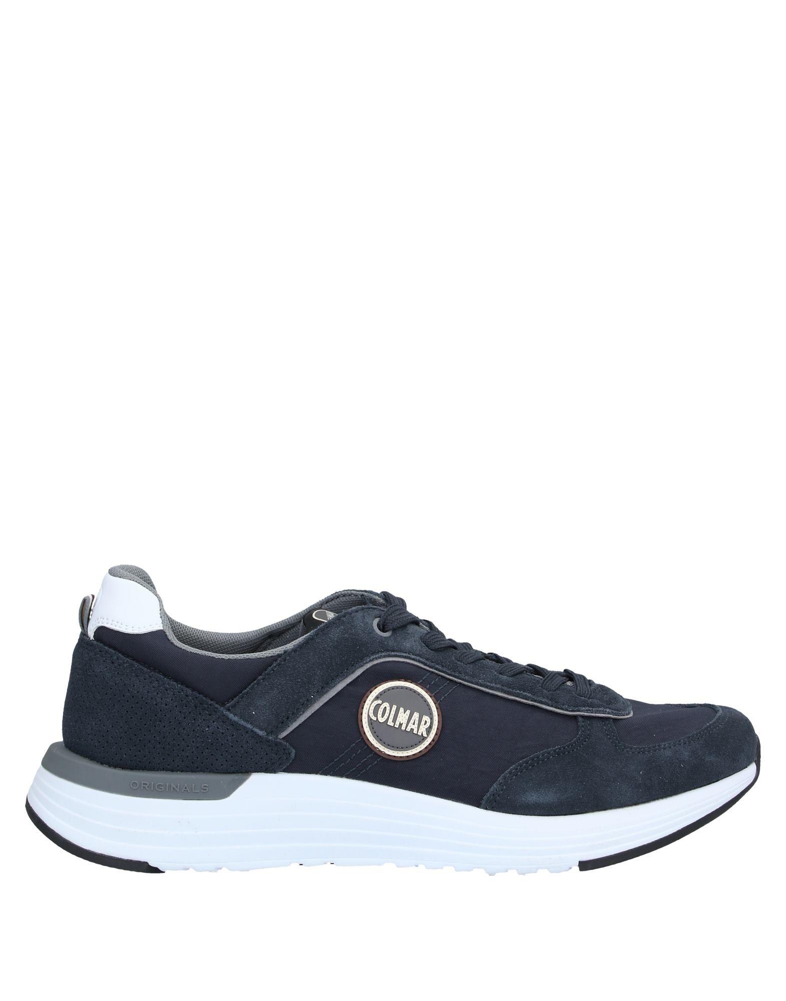 COLMAR Низкие кеды и кроссовки