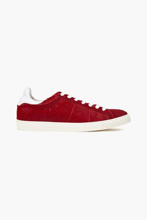 IRO Calf hair sneakers