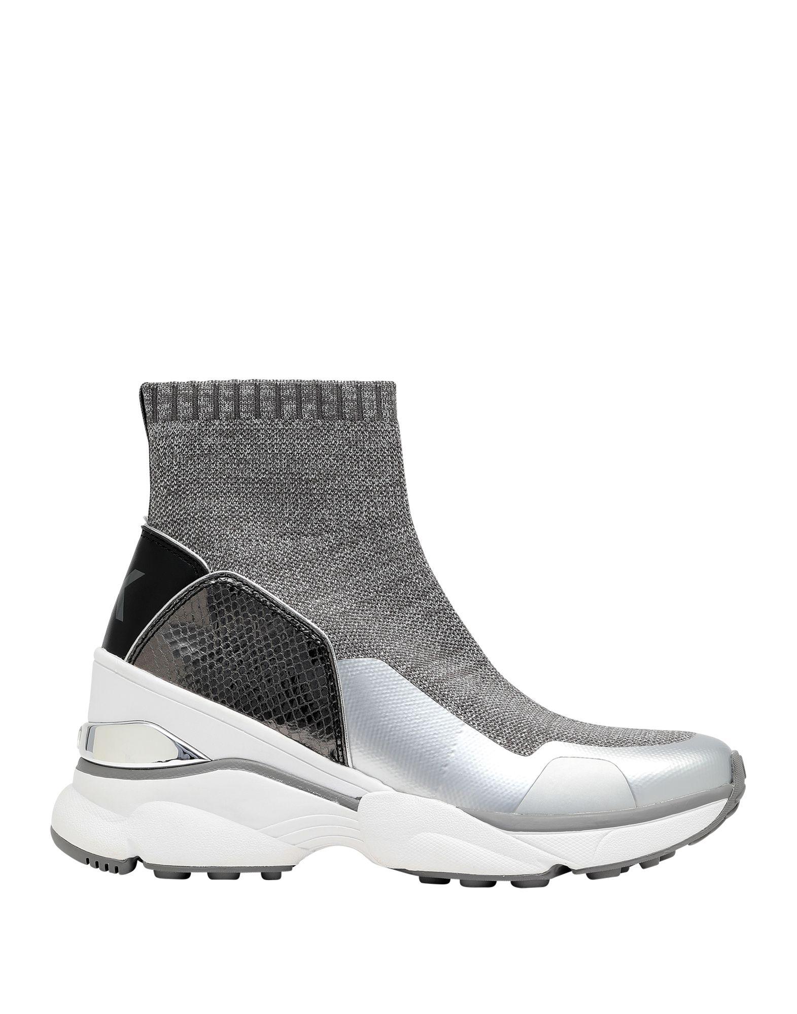 MICHAEL MICHAEL KORS Высокие кеды и кроссовки