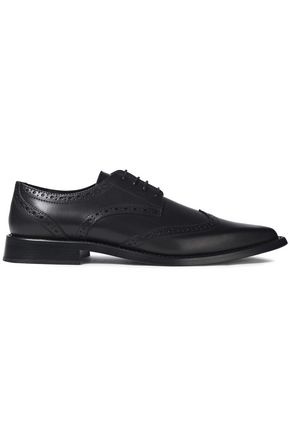 MICHAEL KORS COLLECTION Leather brogues