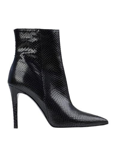 Фото - Полусапоги и высокие ботинки от BIANCA DI черного цвета