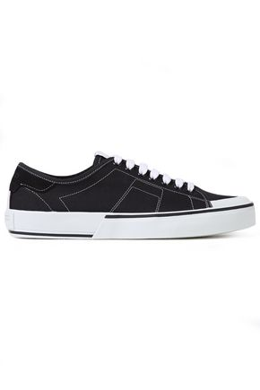 IRO Dustin cotton-canvas sneakers