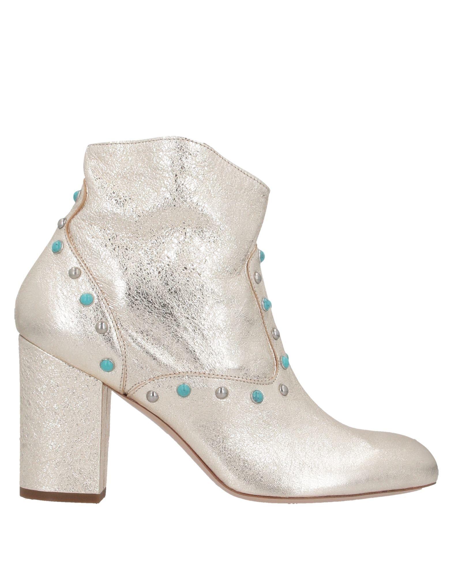 LES TROIS GARÇONS Полусапоги и высокие ботинки