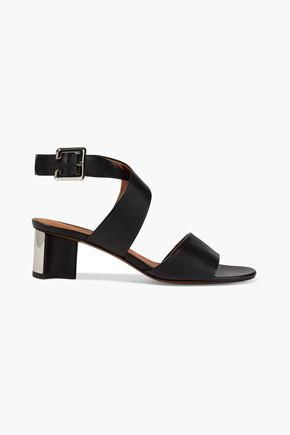CLERGERIE Agrume leather sandals