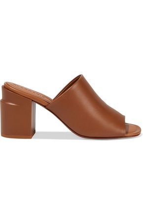 CLERGERIE Allegria leather mules