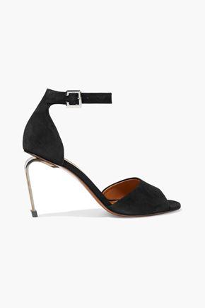 CLERGERIE Admire suede sandals