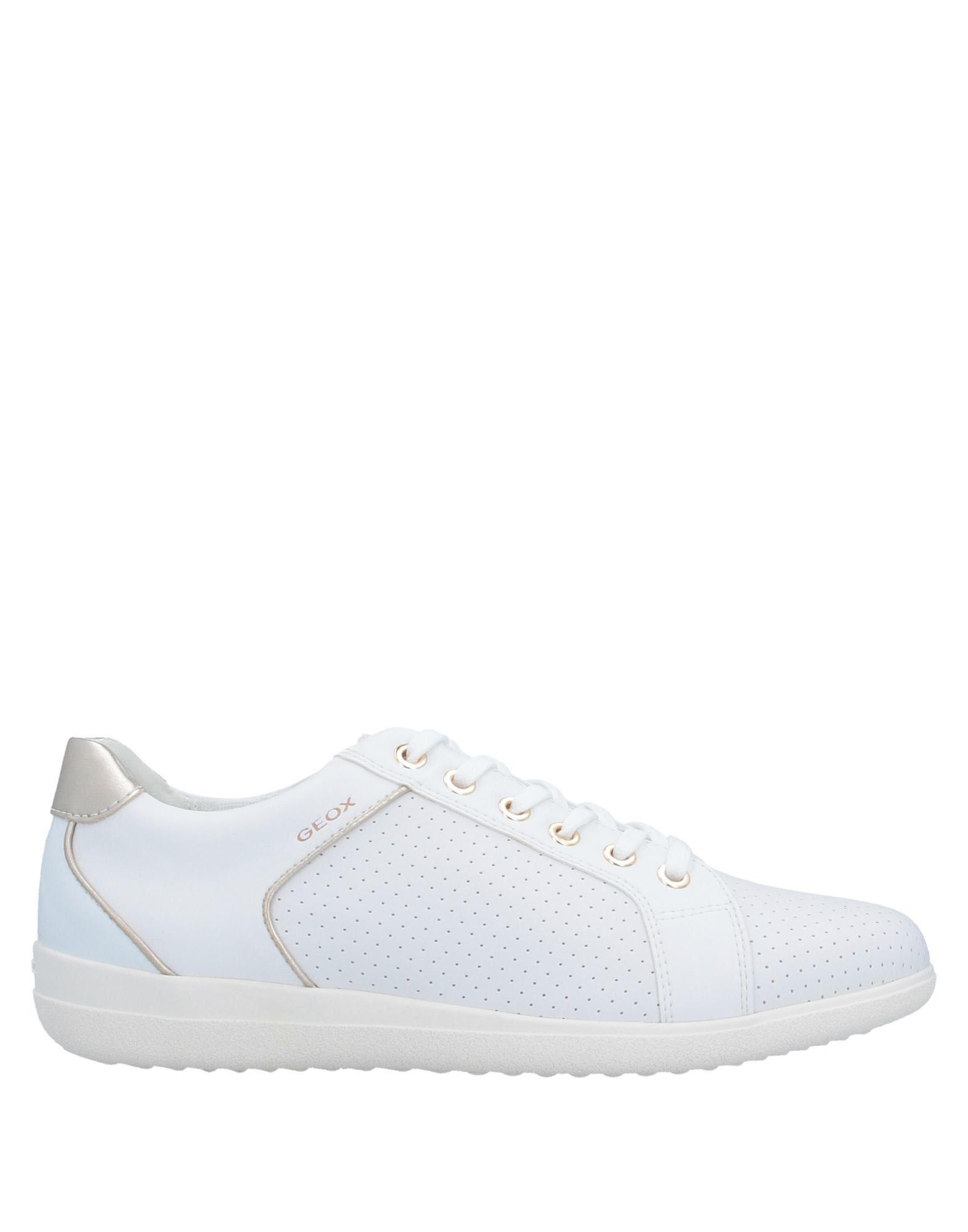 цена на GEOX Низкие кеды и кроссовки