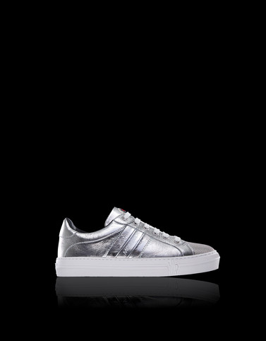 ARIEL Silver Sneakers Woman