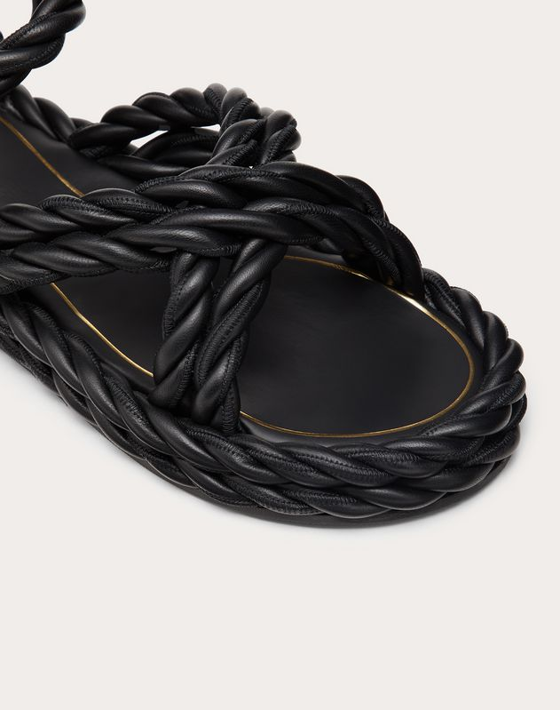 The Rope nappa sandal