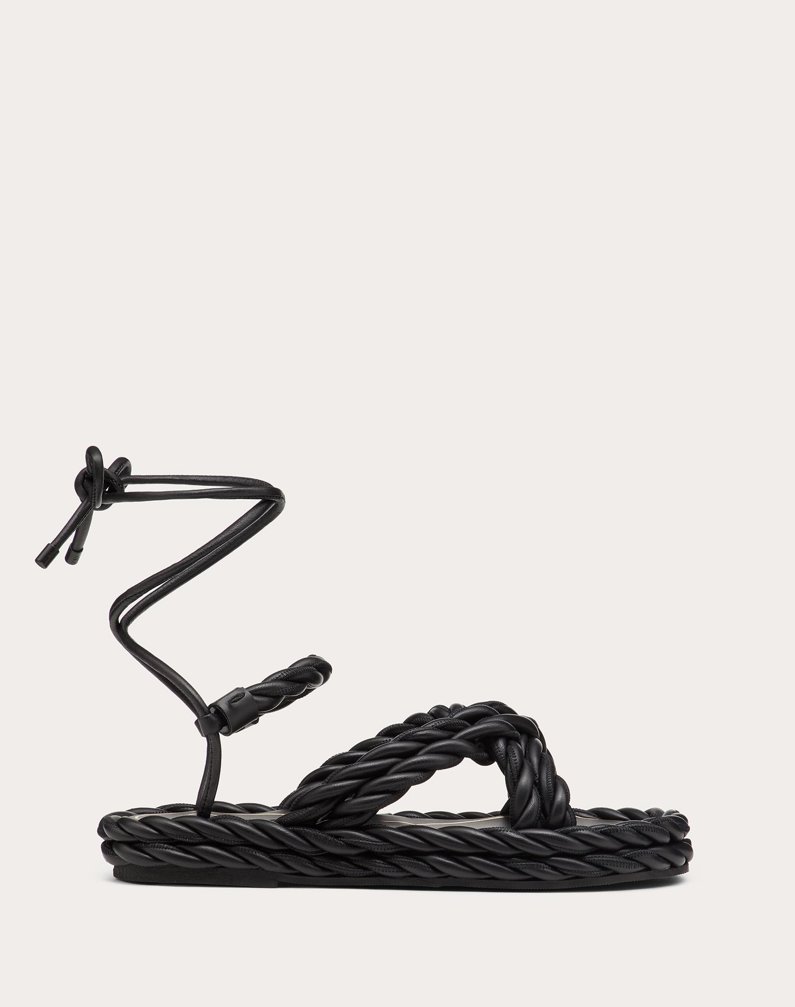 Sandales The Rope en nappa