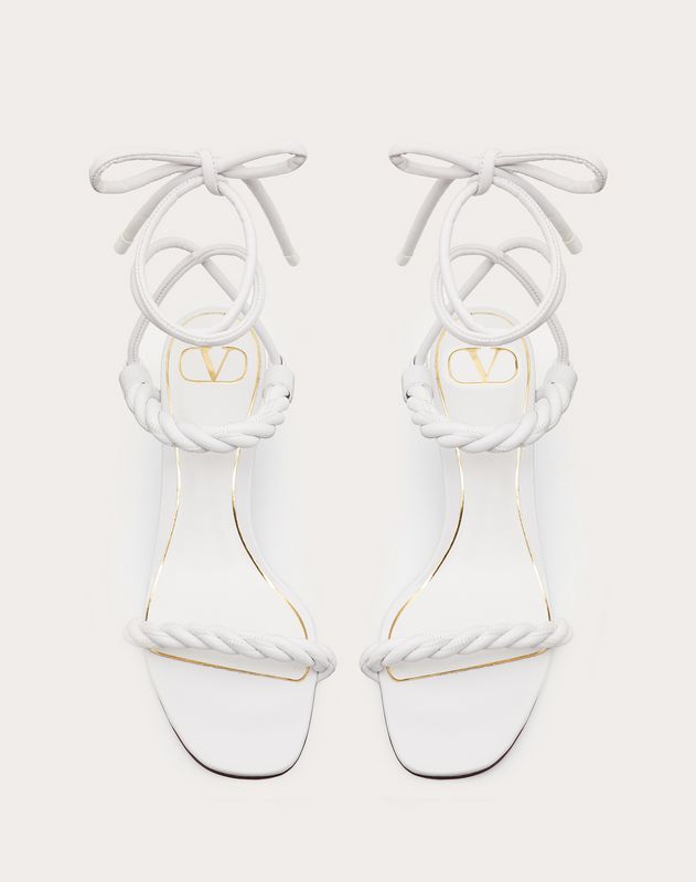 The Rope nappa sandal 55 mm