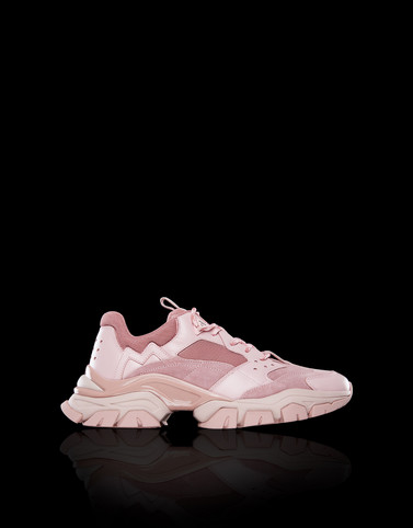 LEAVE NO TRACE Pink Sneakers Man