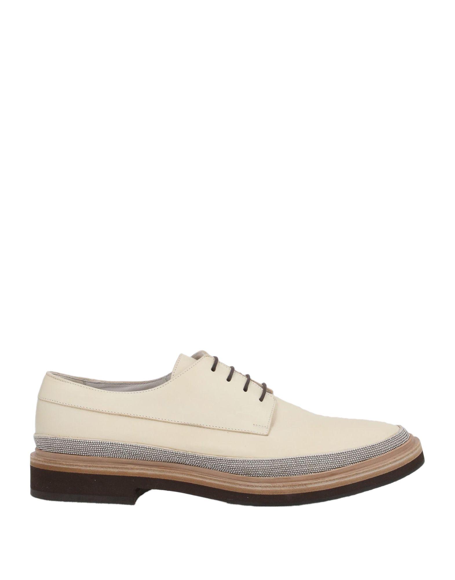 BRUNELLO CUCINELLI Обувь на шнурках brunello cucinelli обувь на шнурках