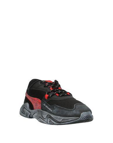 Фото 2 - Низкие кеды и кроссовки от PUMA x LES BENJAMINS черного цвета