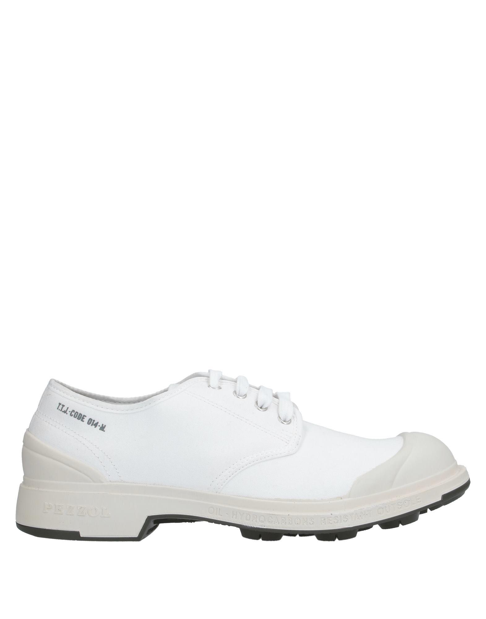 цена PEZZOL 1951 Обувь на шнурках онлайн в 2017 году