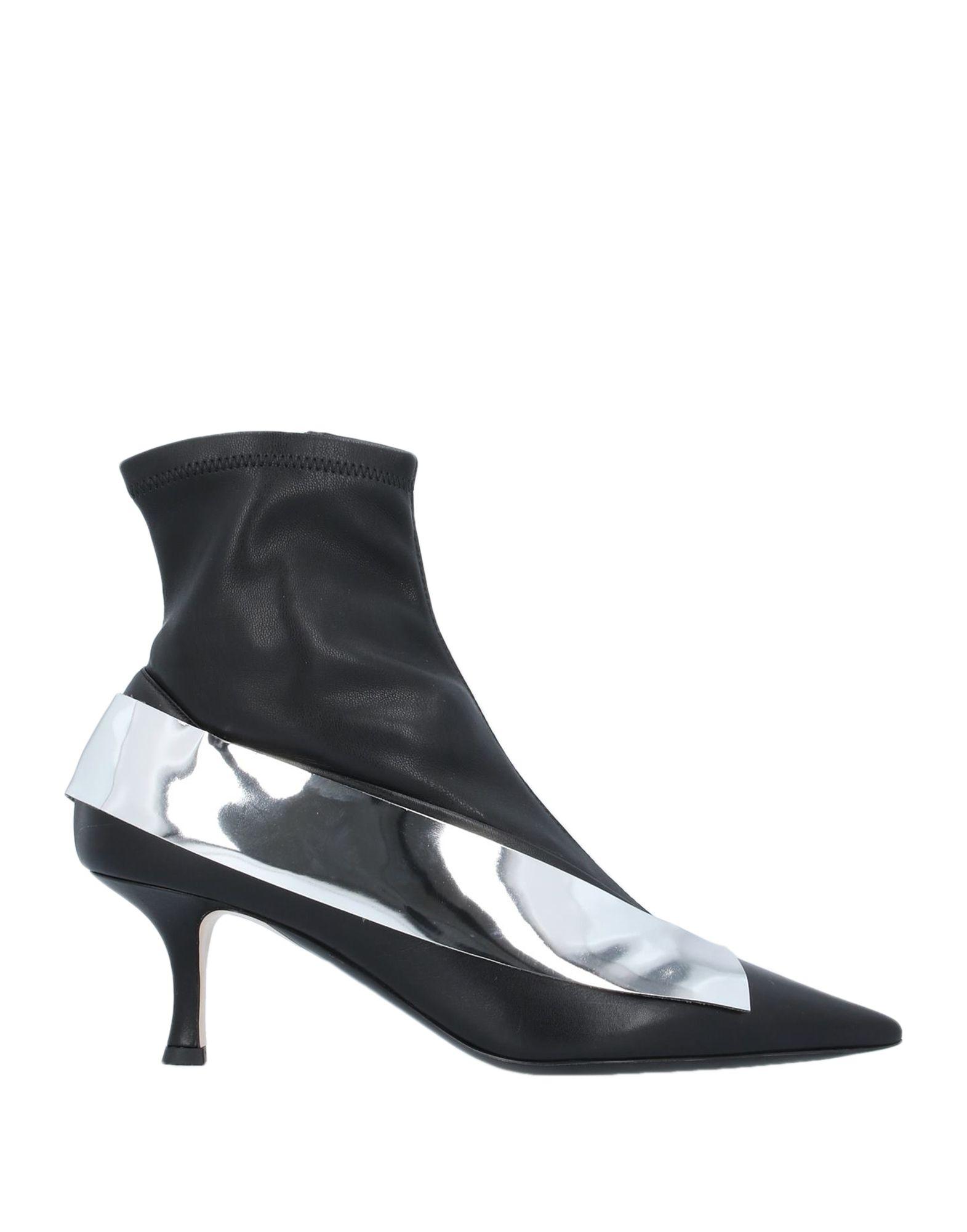 N°21 Полусапоги и высокие ботинки ботинки tapiboo размер 30 черный