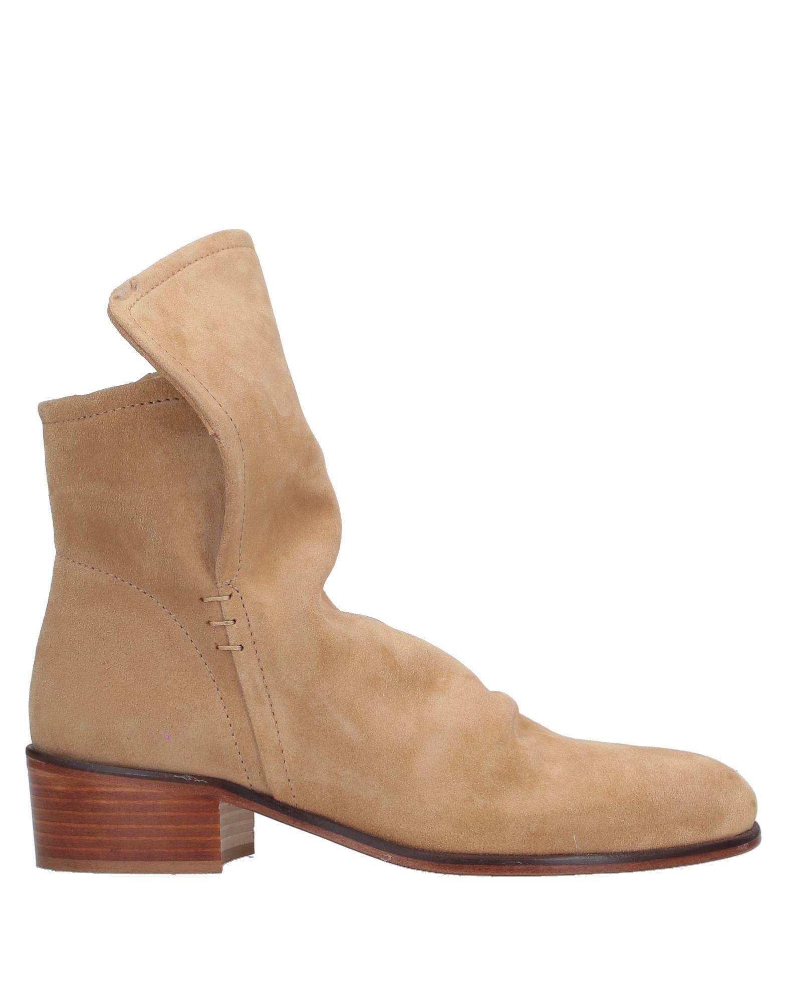 цена EL CAMPERO Полусапоги и высокие ботинки онлайн в 2017 году