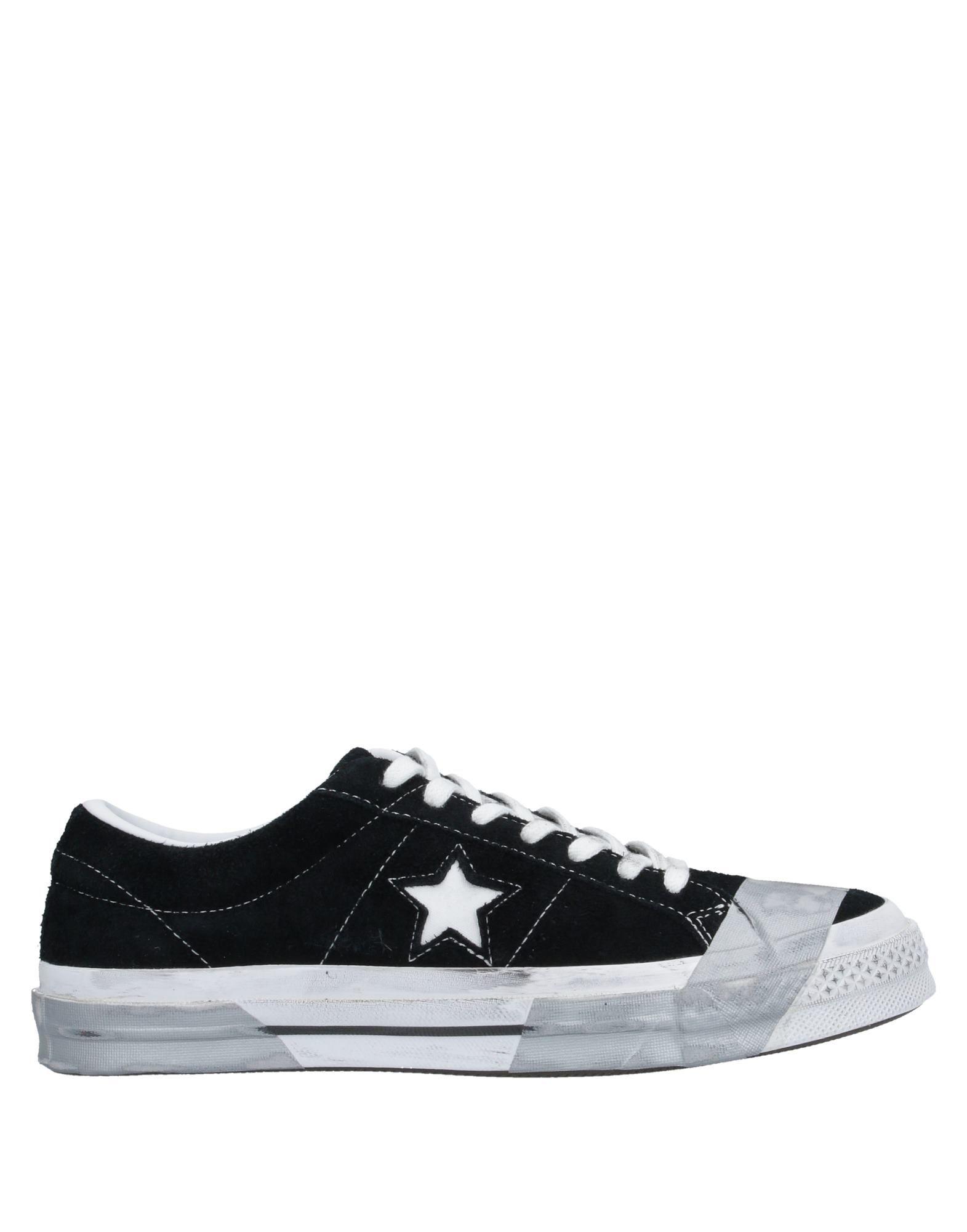CONVERSE ONE STAR Низкие кеды и кроссовки кеды converse converse co011auibds3
