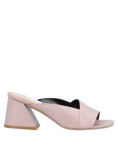 Фото - Женские сандали DIBRERA BY PAOLO ZANOLI пастельно-розового цвета