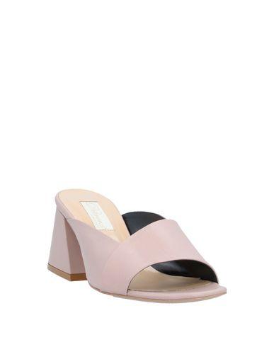 Фото 2 - Женские сандали DIBRERA BY PAOLO ZANOLI пастельно-розового цвета