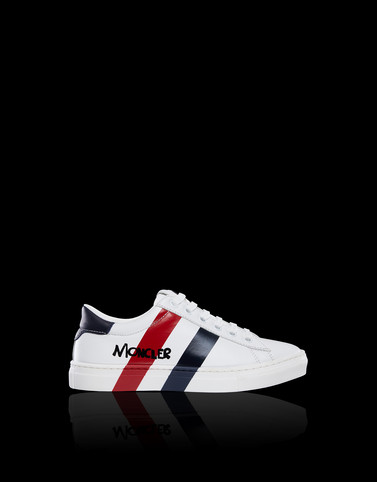 MATHIEU White Category Sneakers