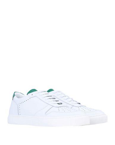 Фото 2 - Низкие кеды и кроссовки от LEMARÉ зеленого цвета