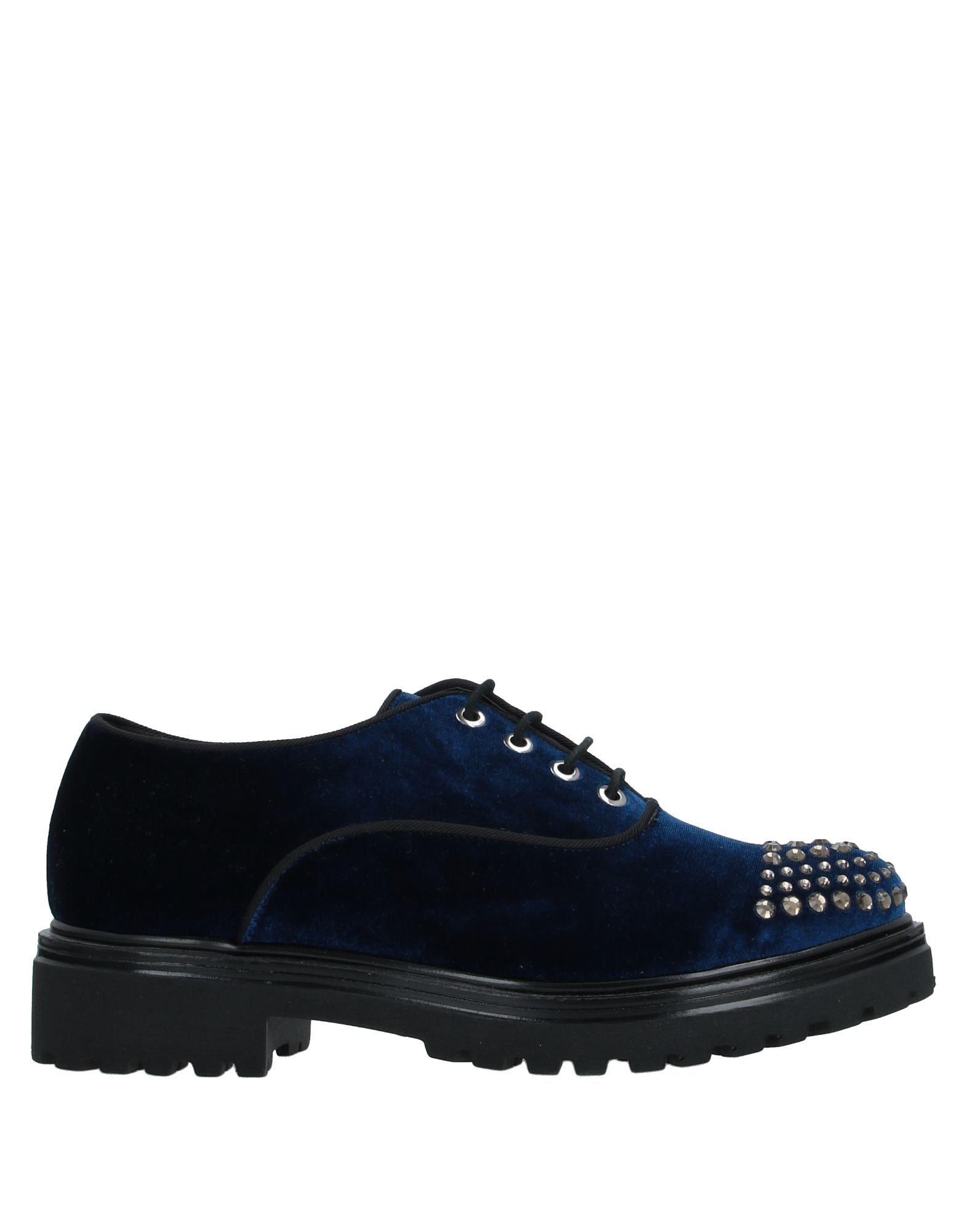 цена EMBLÉE Обувь на шнурках онлайн в 2017 году