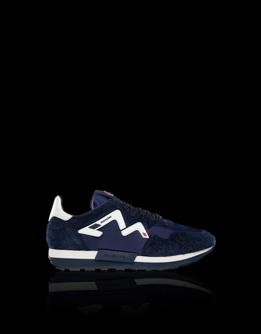 HERALD Dark blue Sneakers Man