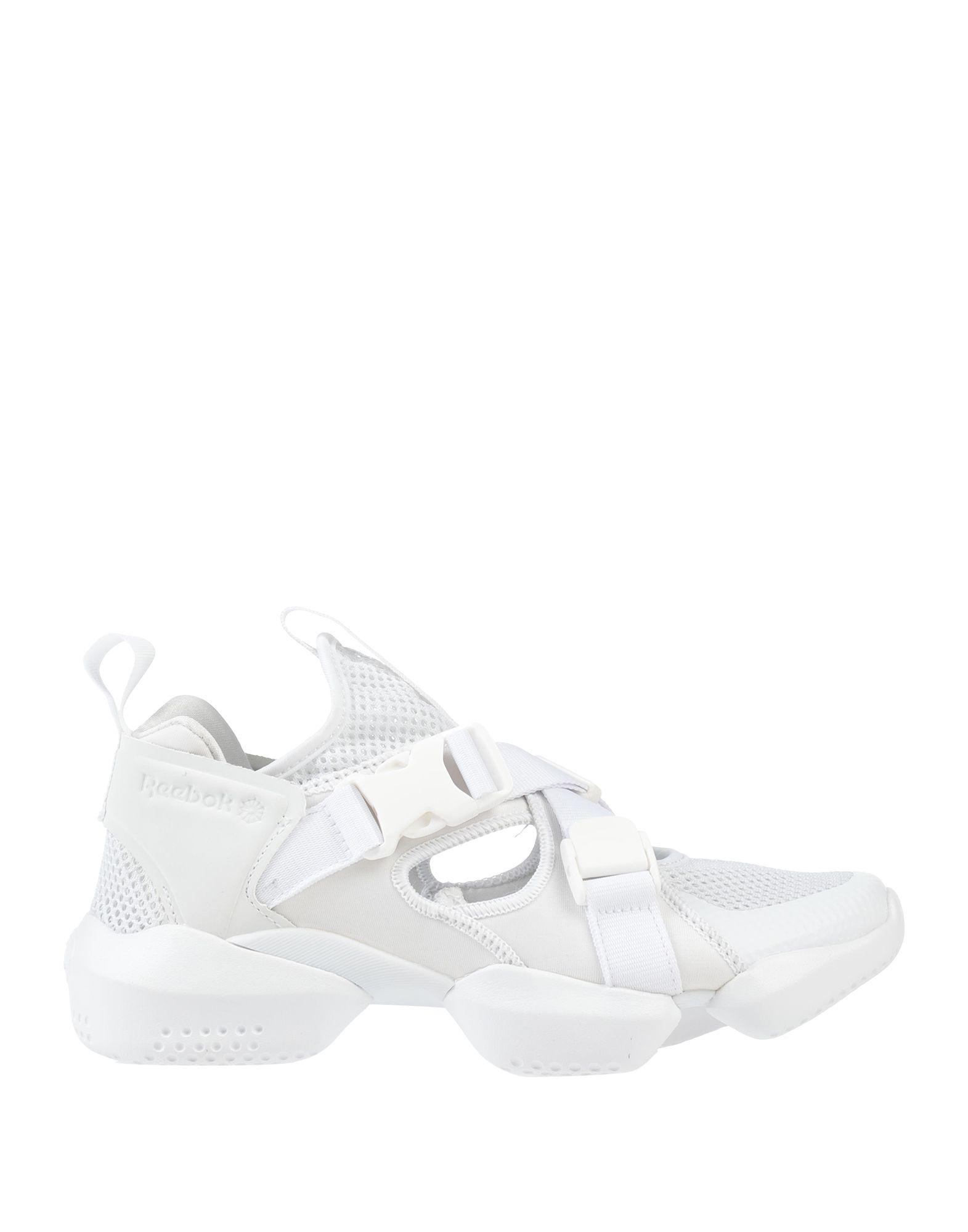 Sneakers & tennis basses reebok fille. blanc....