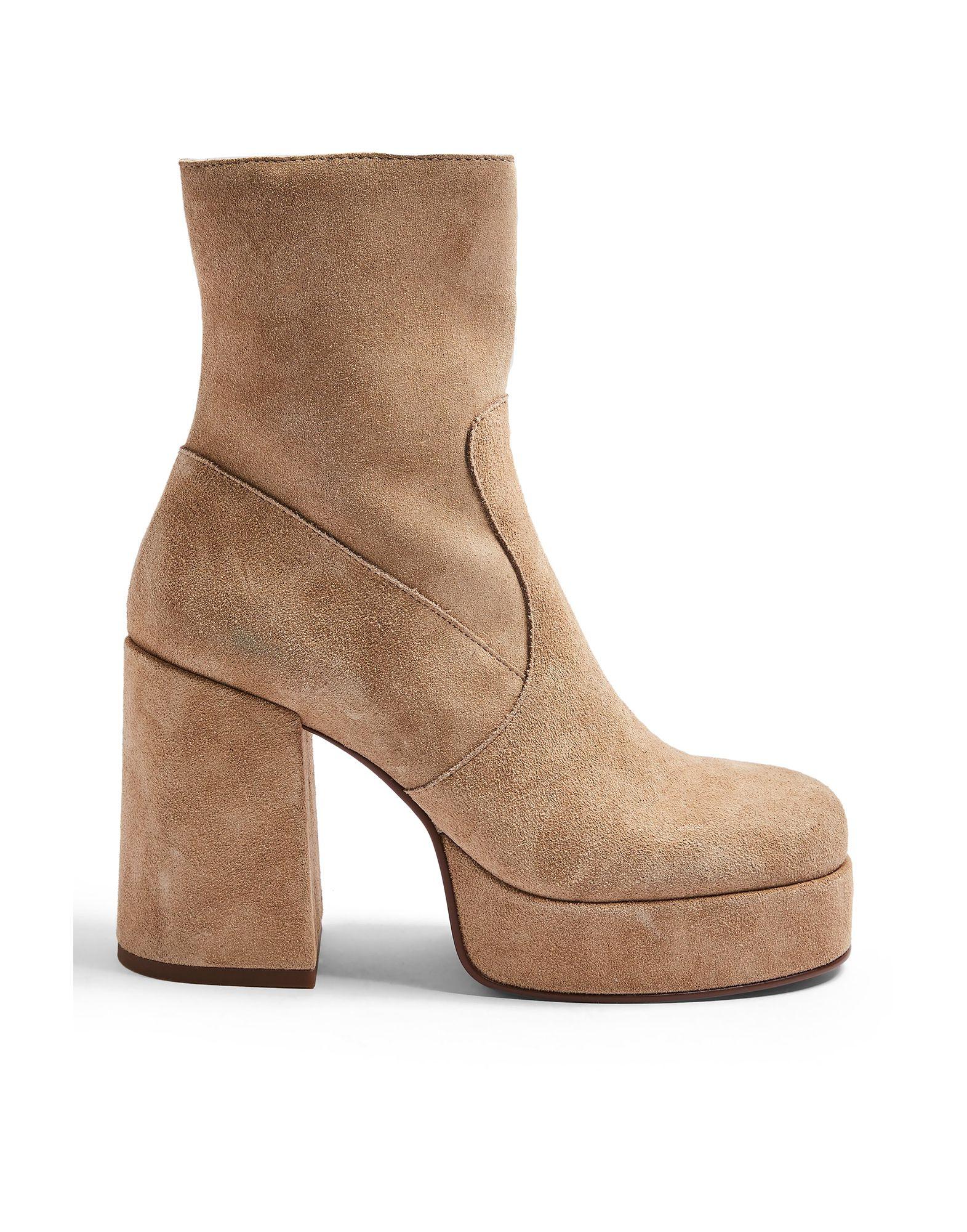 TOPSHOP Полусапоги и высокие ботинки ботинки topshop topshop to029awomd54
