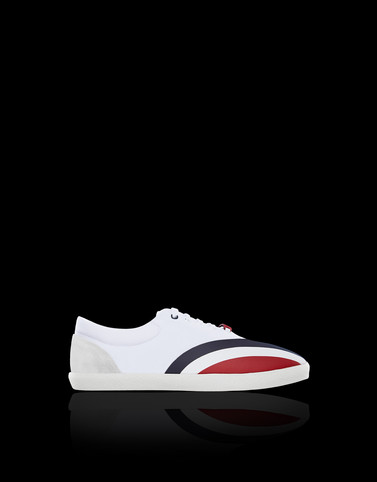 REGIS White Sneakers Man