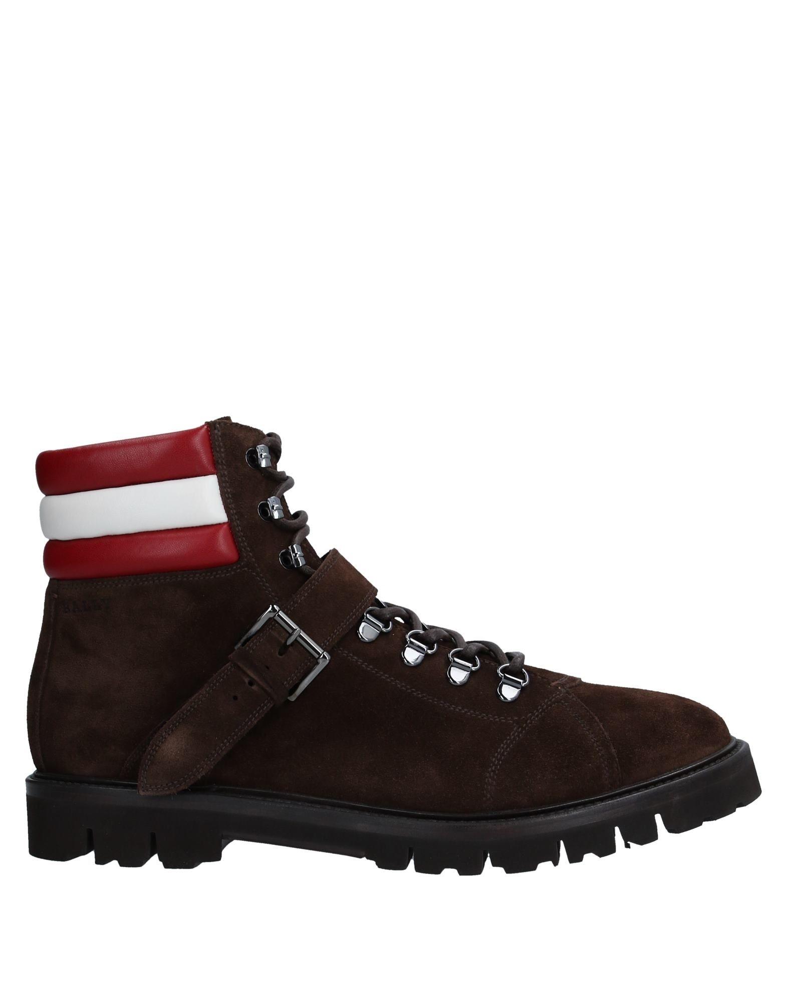 BALLY Полусапоги и высокие ботинки ботинки лыжные nn75 spine nordik размер 41