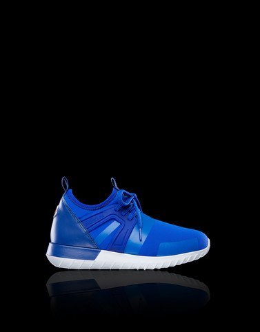 ELLIOT Bright blue Category Sneakers Man