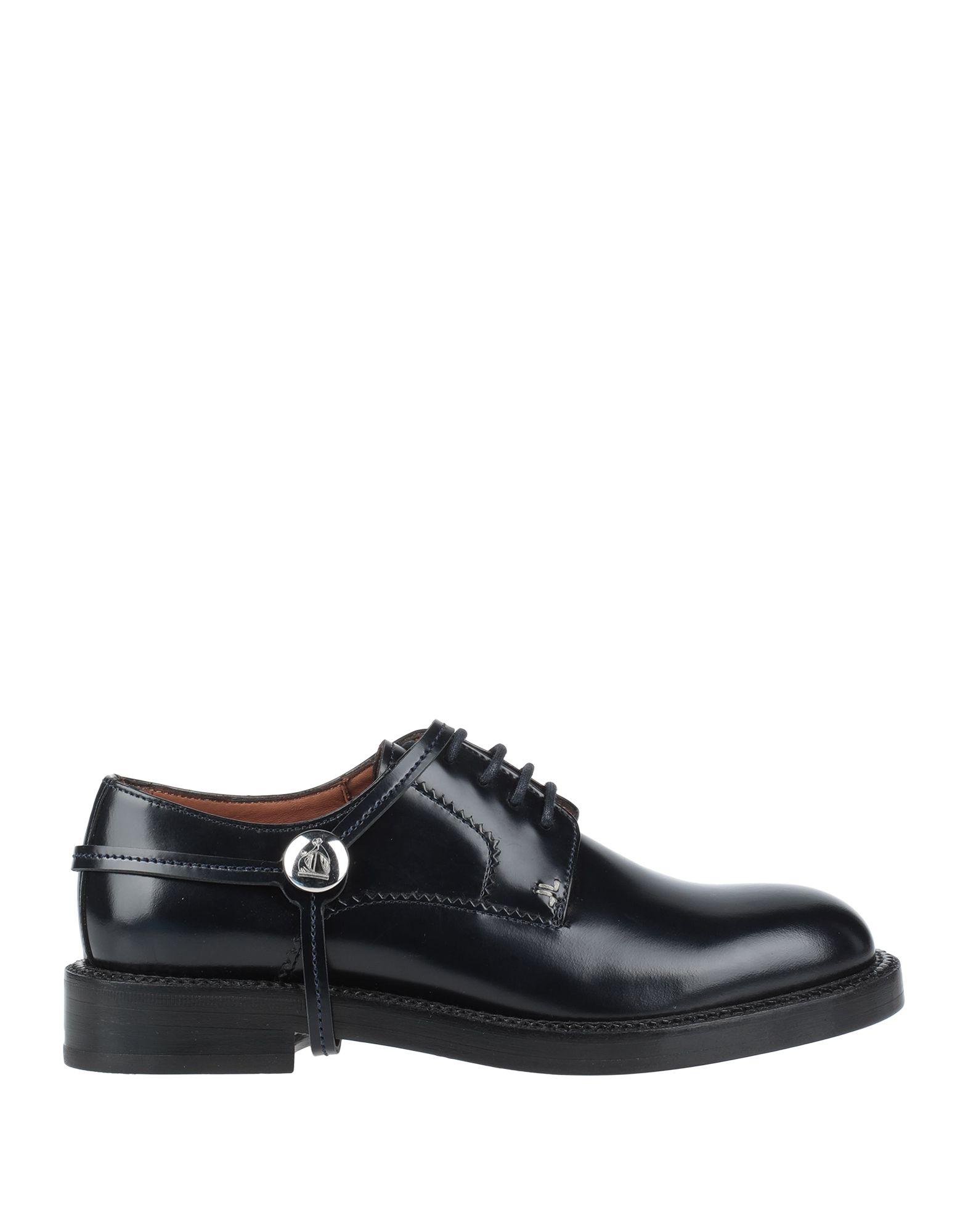 цена LANVIN Обувь на шнурках онлайн в 2017 году