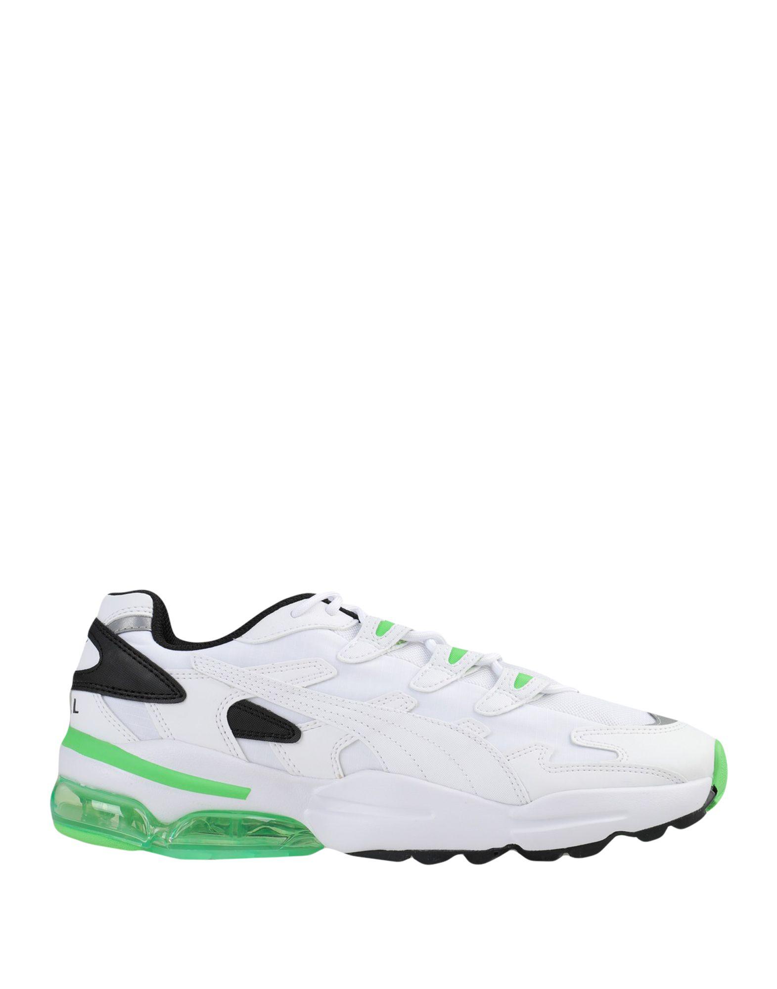 《セール開催中》PUMA メンズ スニーカー&テニスシューズ(ローカット) ホワイト 6.5 紡績繊維 Cell Alien Kite