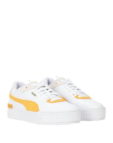 Фото 2 - Низкие кеды и кроссовки белого цвета