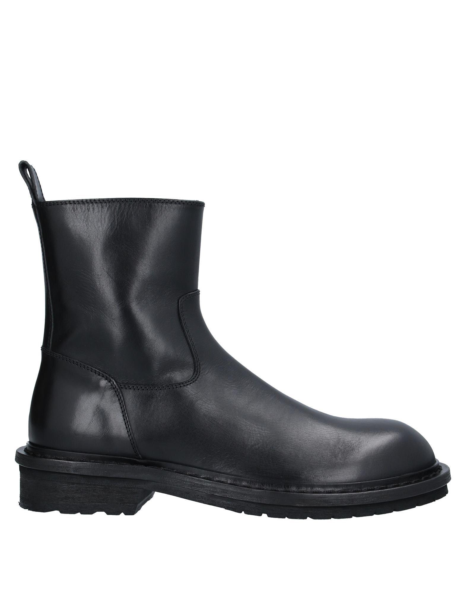 ANN DEMEULEMEESTER Полусапоги и высокие ботинки ботинки tapiboo размер 30 черный