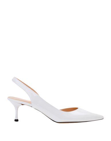 Фото - Женские туфли BIANCA DI белого цвета