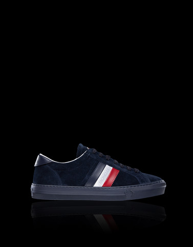 NEW MONACO Dark blue Shoes Man