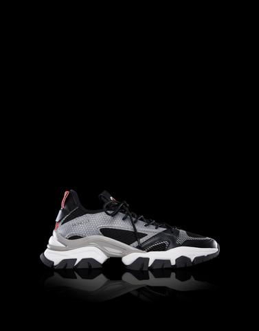TREVOR Black Sneakers Man